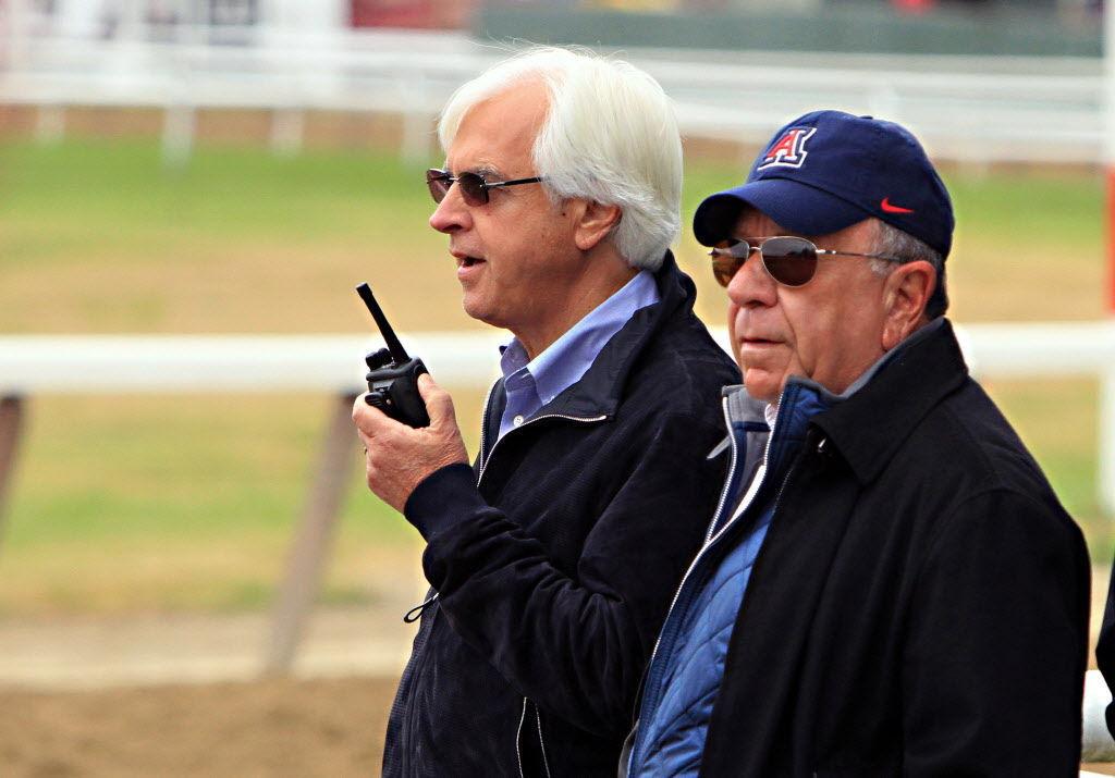 Bob Baffert, Bernie Schiappa