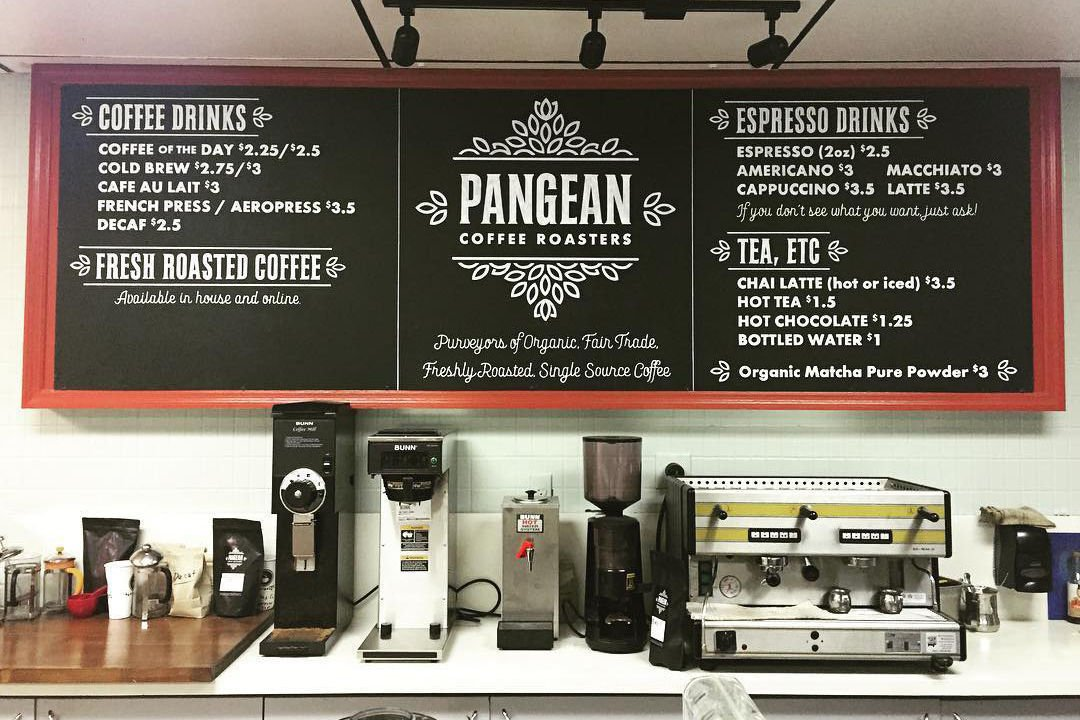 Pangean Coffee Roasters