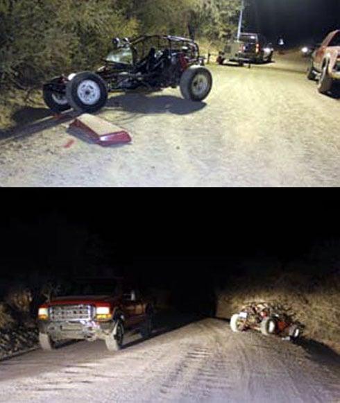Tucson woman killed in Mount Lemmon wreck