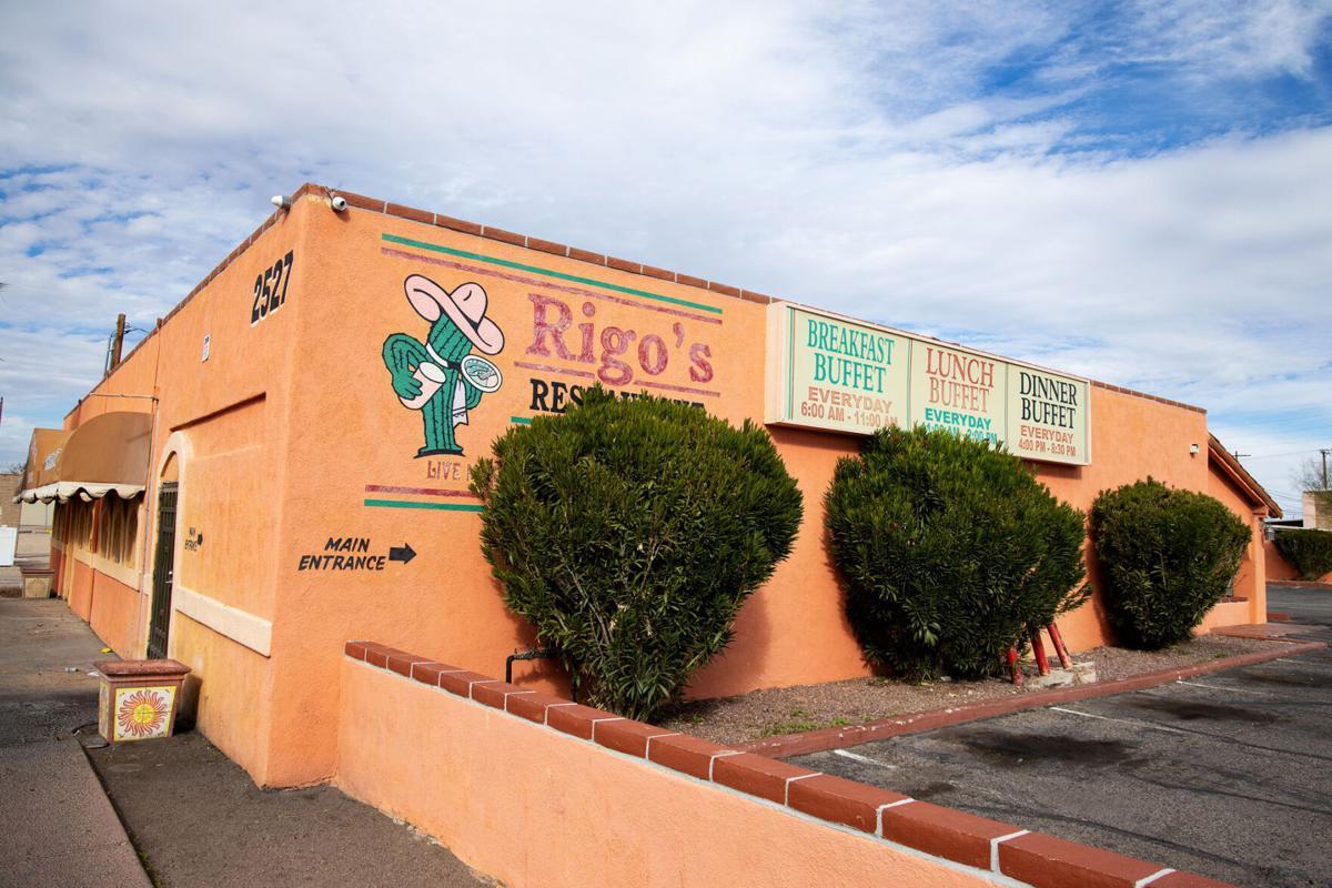 Rigo's Restaurant (LE)