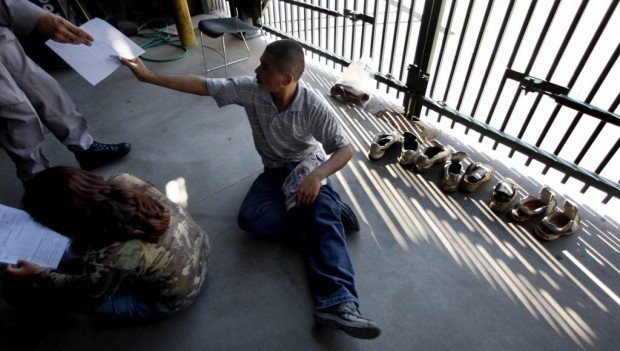 Border Patrol repatriation