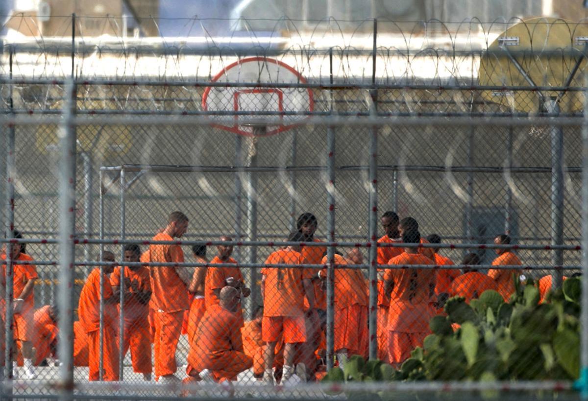 Prisons-Book Ban