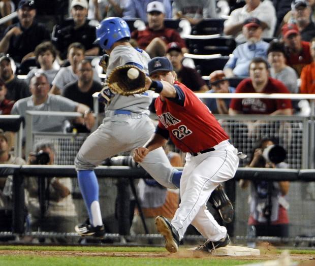 College World Series: Arizona vs. UCLA