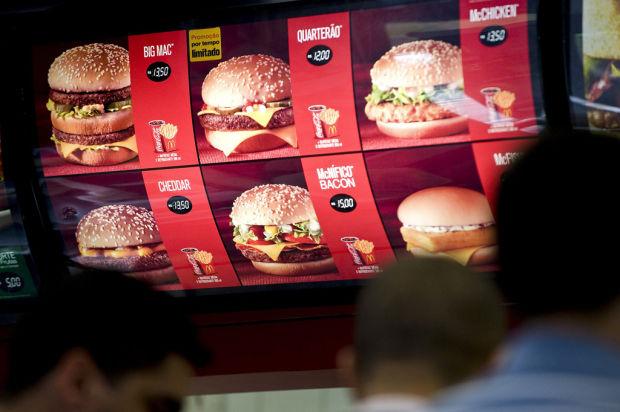 As fast food expands, so do waistlines