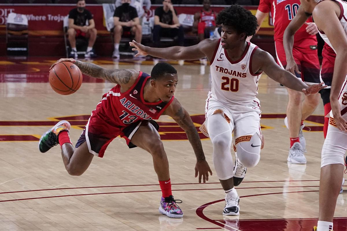 Arizona USC Basketball