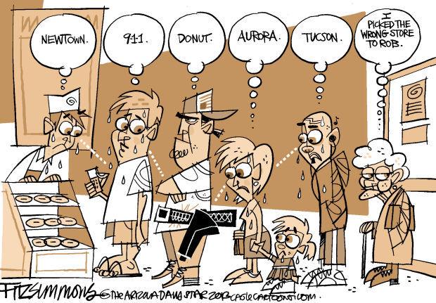 Daily Fitz Cartoon: Open carry