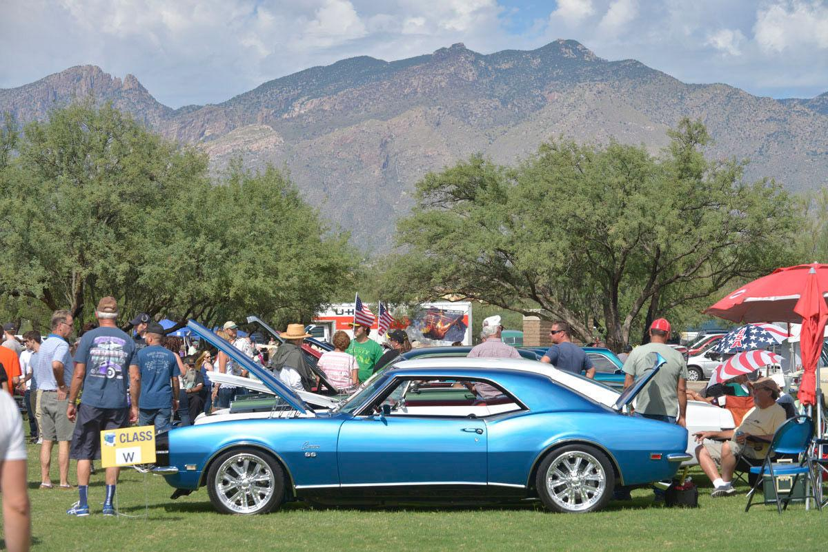 Classics Car Show Is Fundraising Engine For Tucson Rotary Club - Car show tucson today