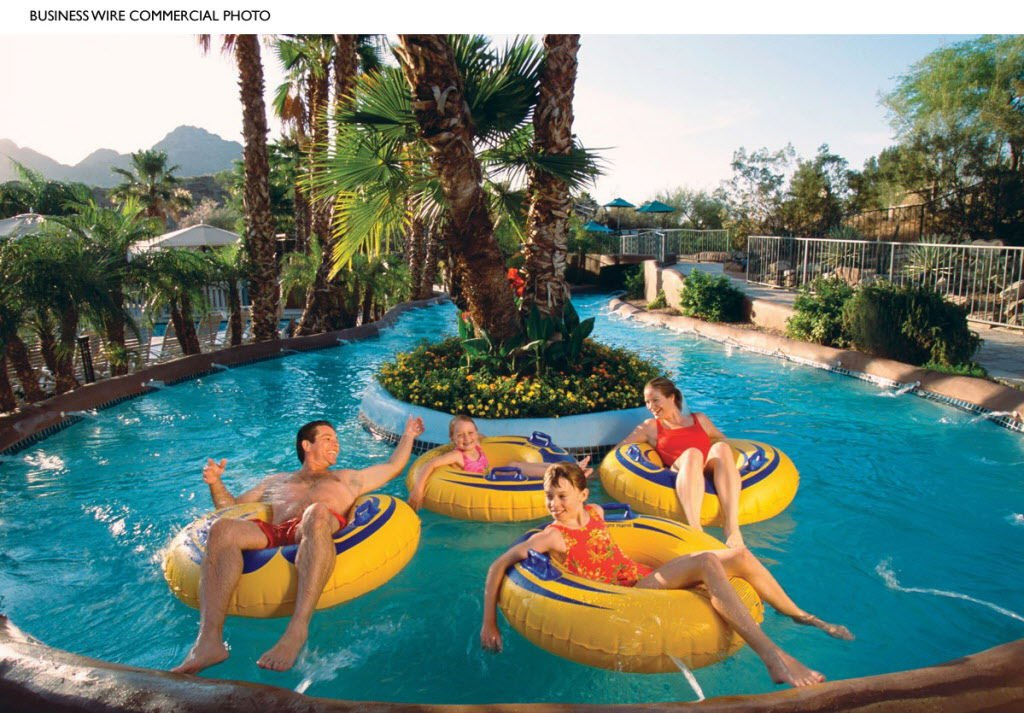 Lazy River at The Pointe Hilton Squaw Peak