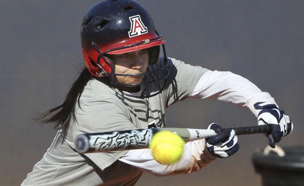 Arizona softball: Del Ponte striving to master shortstop