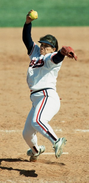 UA softball legacy begins with pitchers