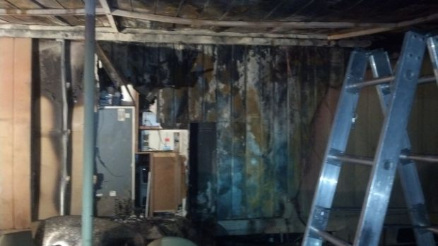 Littletown food bank damaged by fire