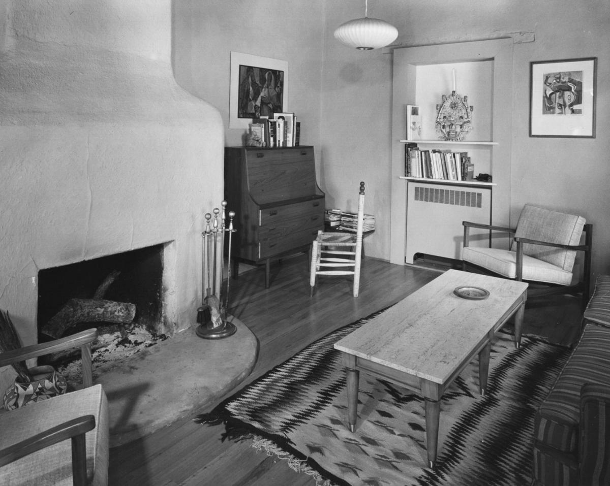 1960: A house perfect for Indian art