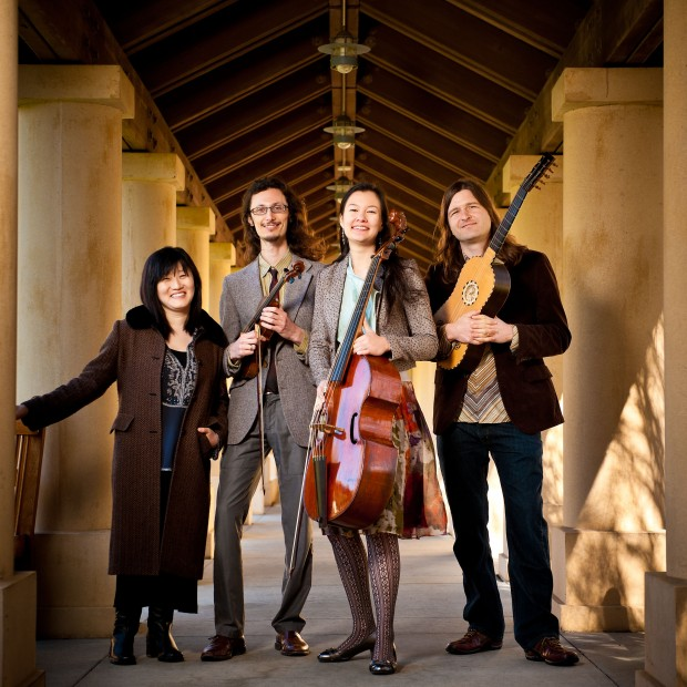 Bay Area's Agave Baroque to play music from Hapsburg Court