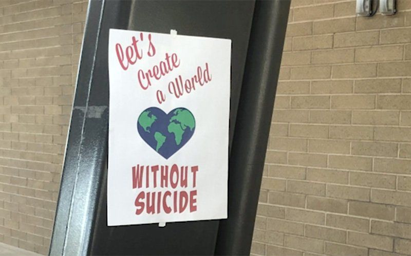 High suicide rates in Arizona lead to prevention awareness efforts