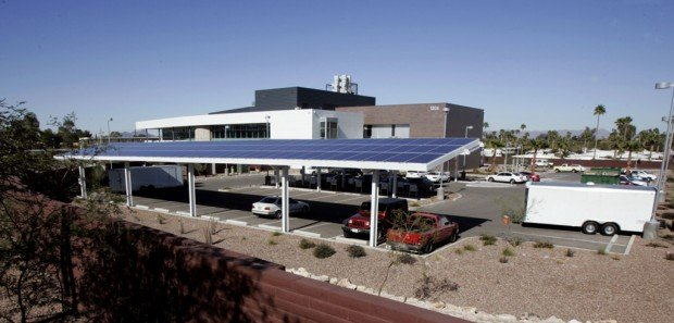 City to spend $10M on solar projects