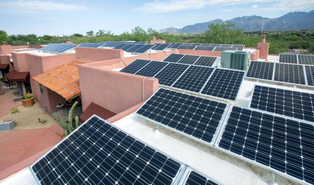 Solar fee controversy