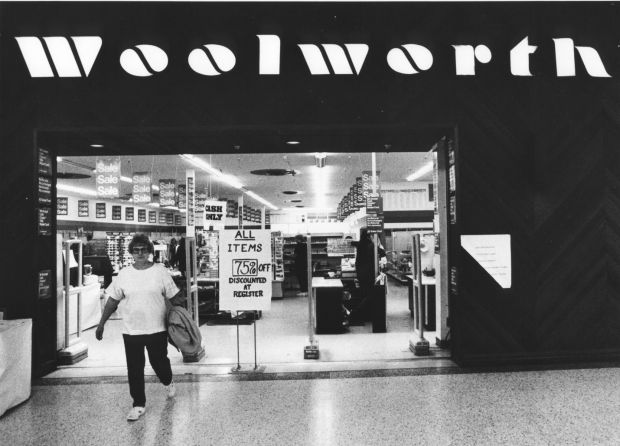 Tucson Auto Mall >> Historic photos: America's first chain store, F.W. Woolworth