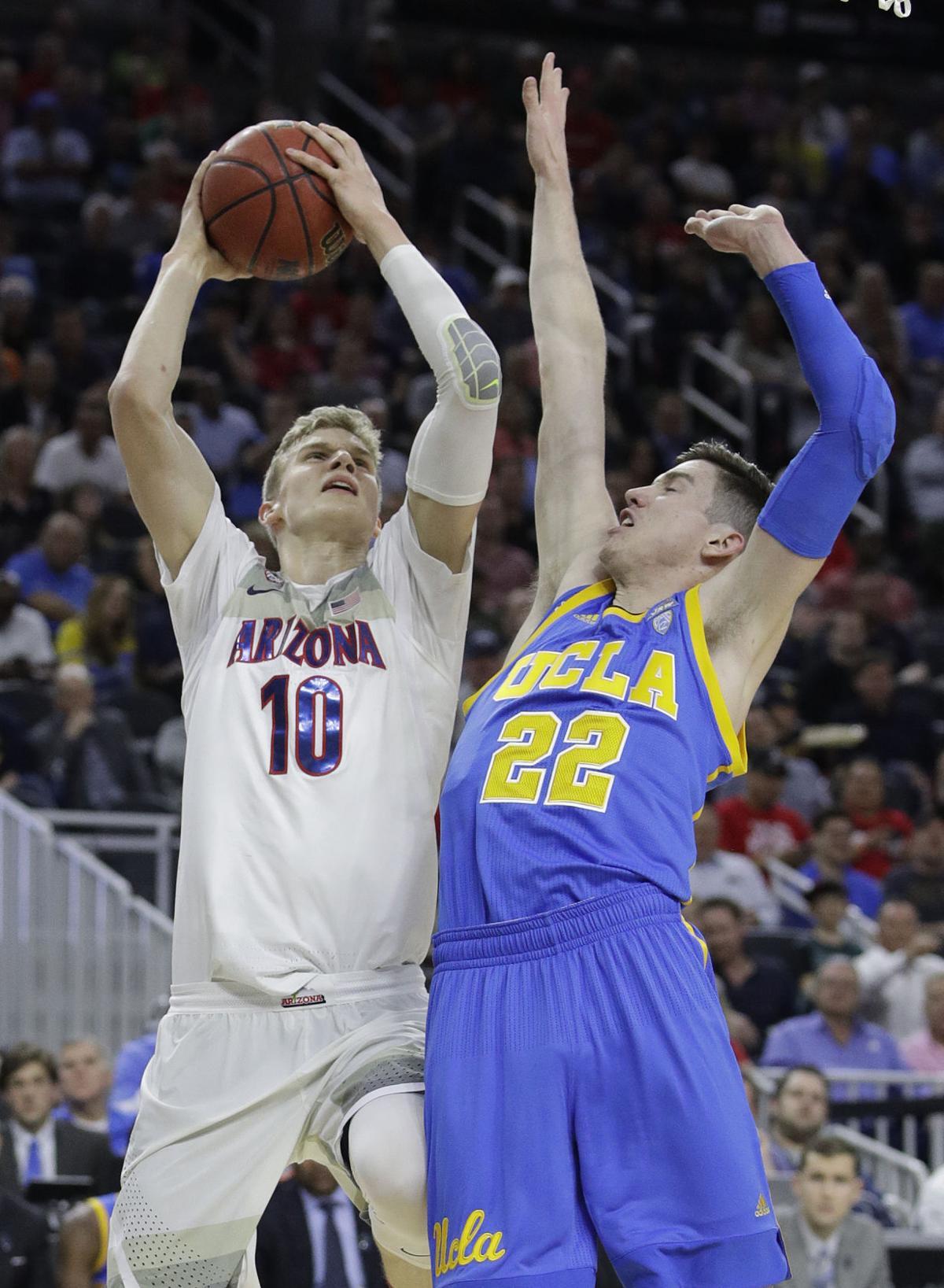 Arizona vs. UCLA