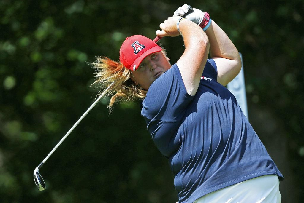 Arizona Wildcats women's golf