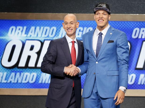 Magic take Wildcats' Gordon with fourth pick of NBA Draft ...