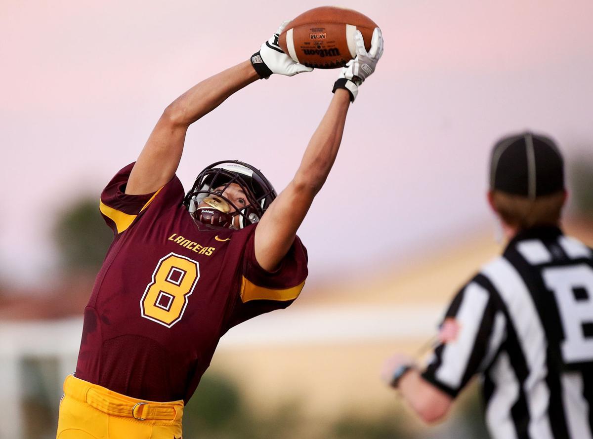 Phoenix St. Mary's vs. Salpointe Catholic high school football