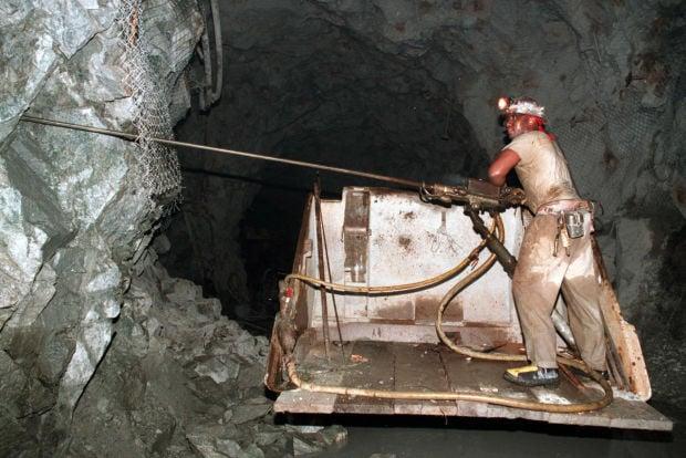 Miner's Drill