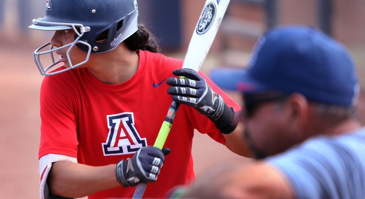Univeristy of Arizona softball