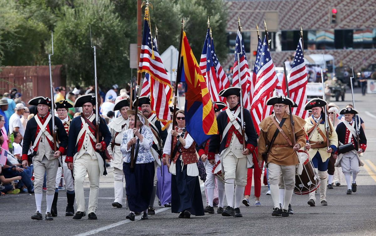 Annual Tucson Veterans Day Parade