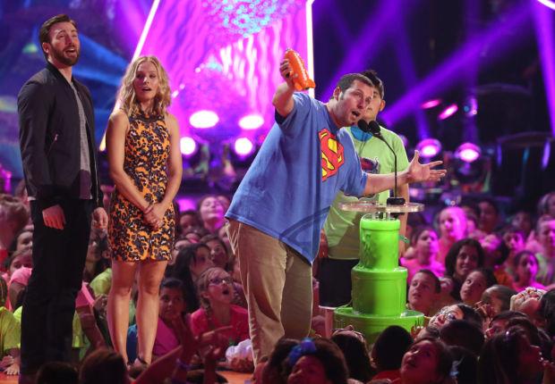 Photos: 2014 Kids' Choice Awards | Entertainment | tucson com