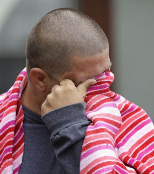 Sinkhole in bedroom swallows Florida man