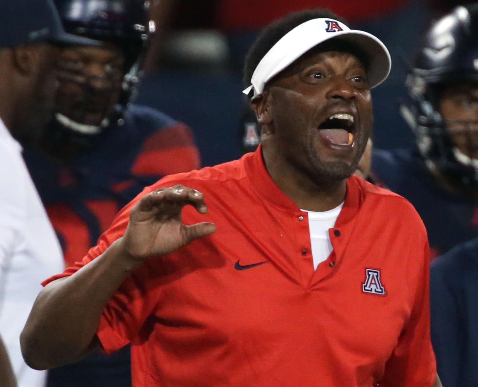 at 2m a year arizona wildcats coach kevin sumlin may be a football rh tucson com
