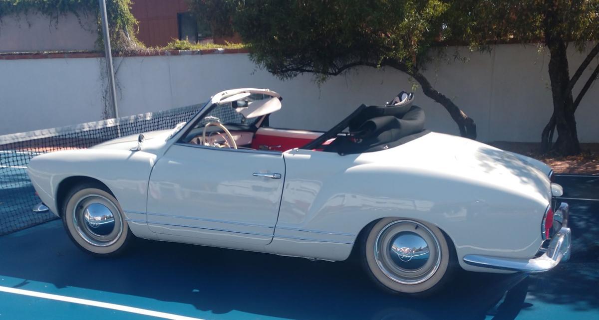 Classic car giveaway