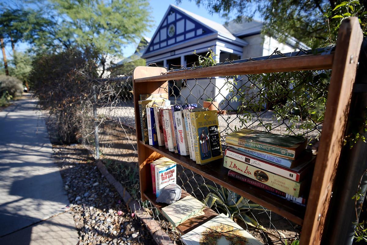 Armory Park neighborhood in Tucson