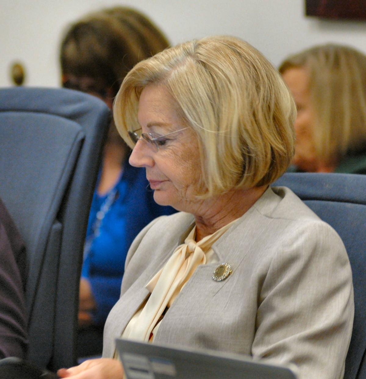 Senate President Karen Fann