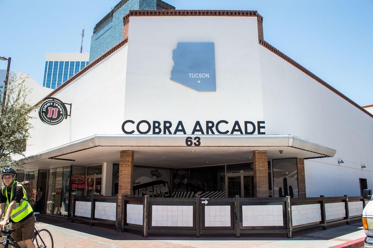 Cobra Arcade