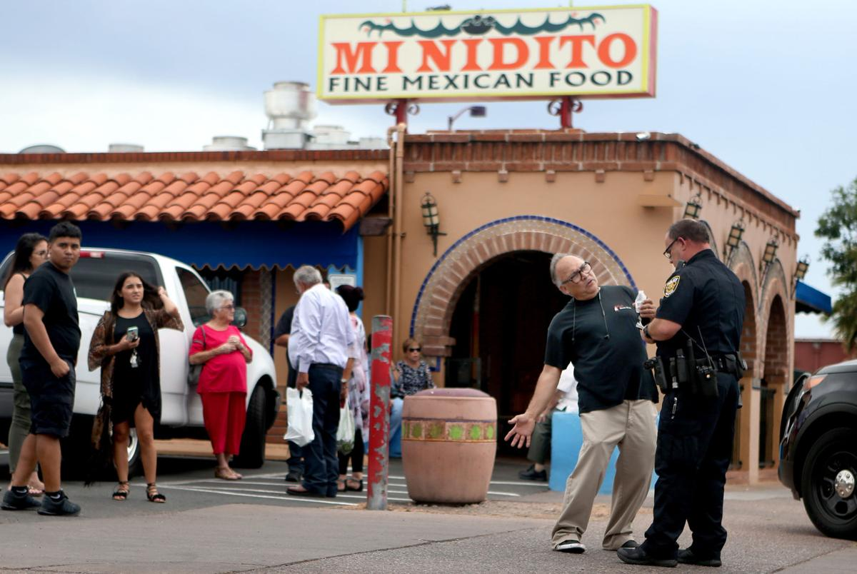 Tucson man who tried to rob Mi Nidito sentenced to 30 years