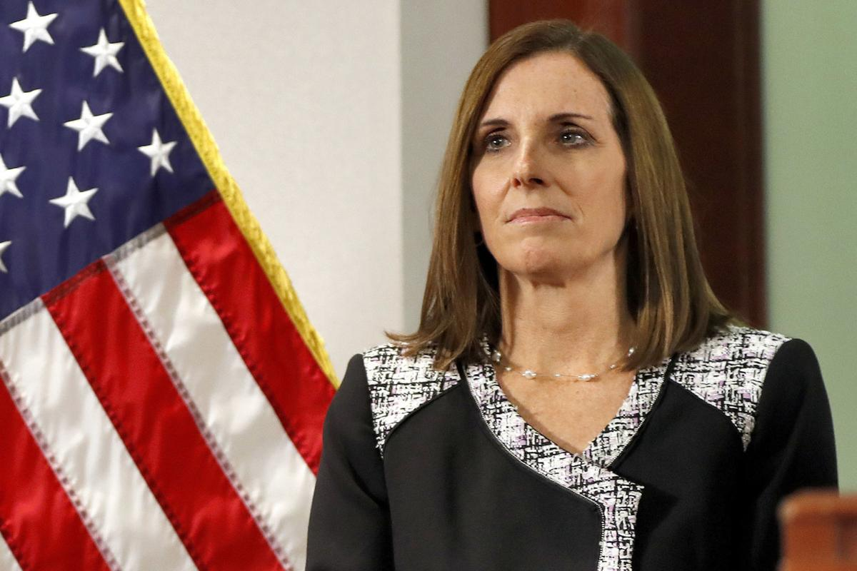 McSally Military Sexual Assault