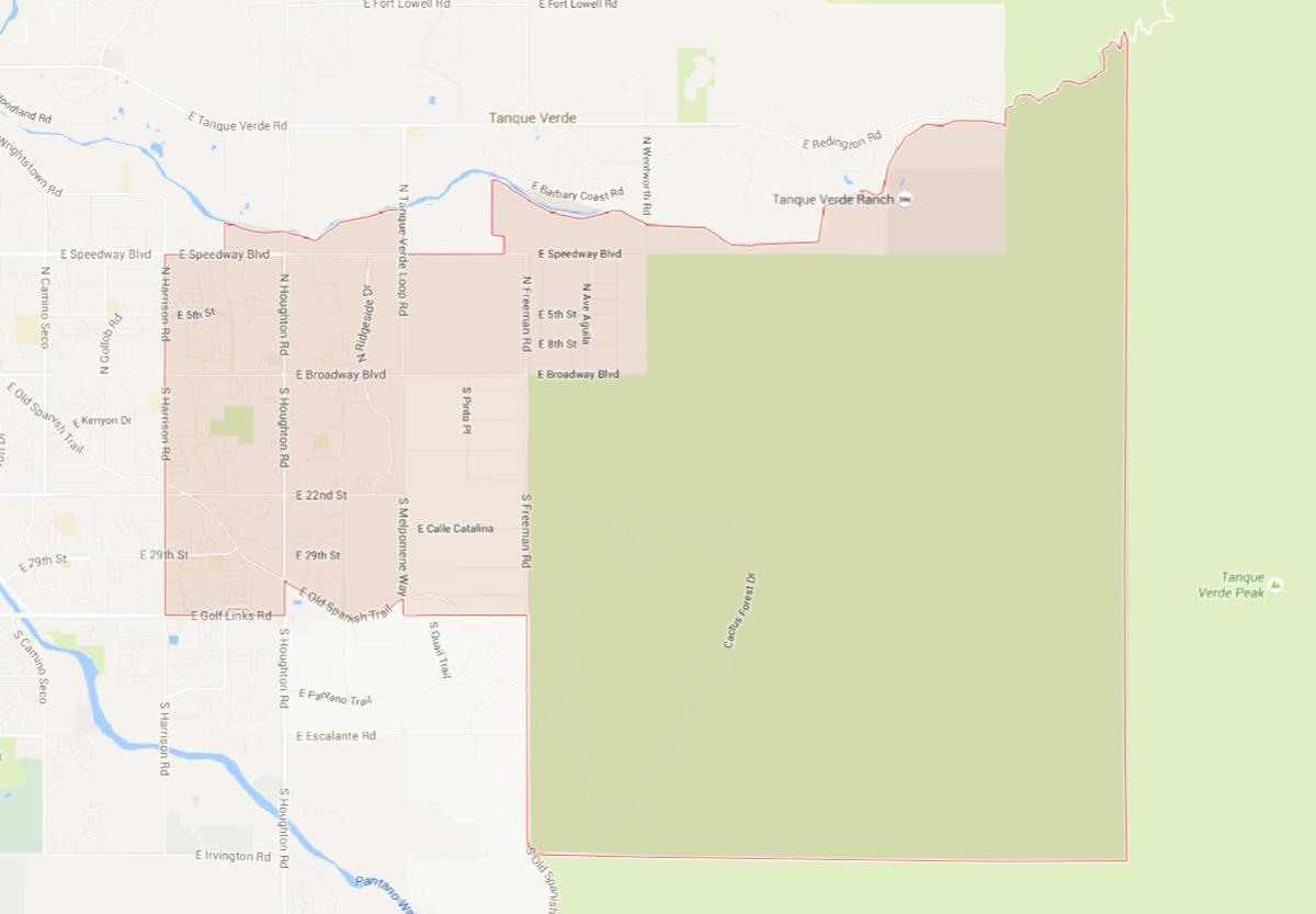 Where do the wealthiest live in Metro Tucson Local news