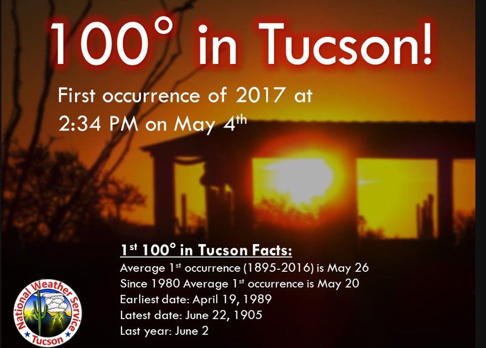 first date then in tucson