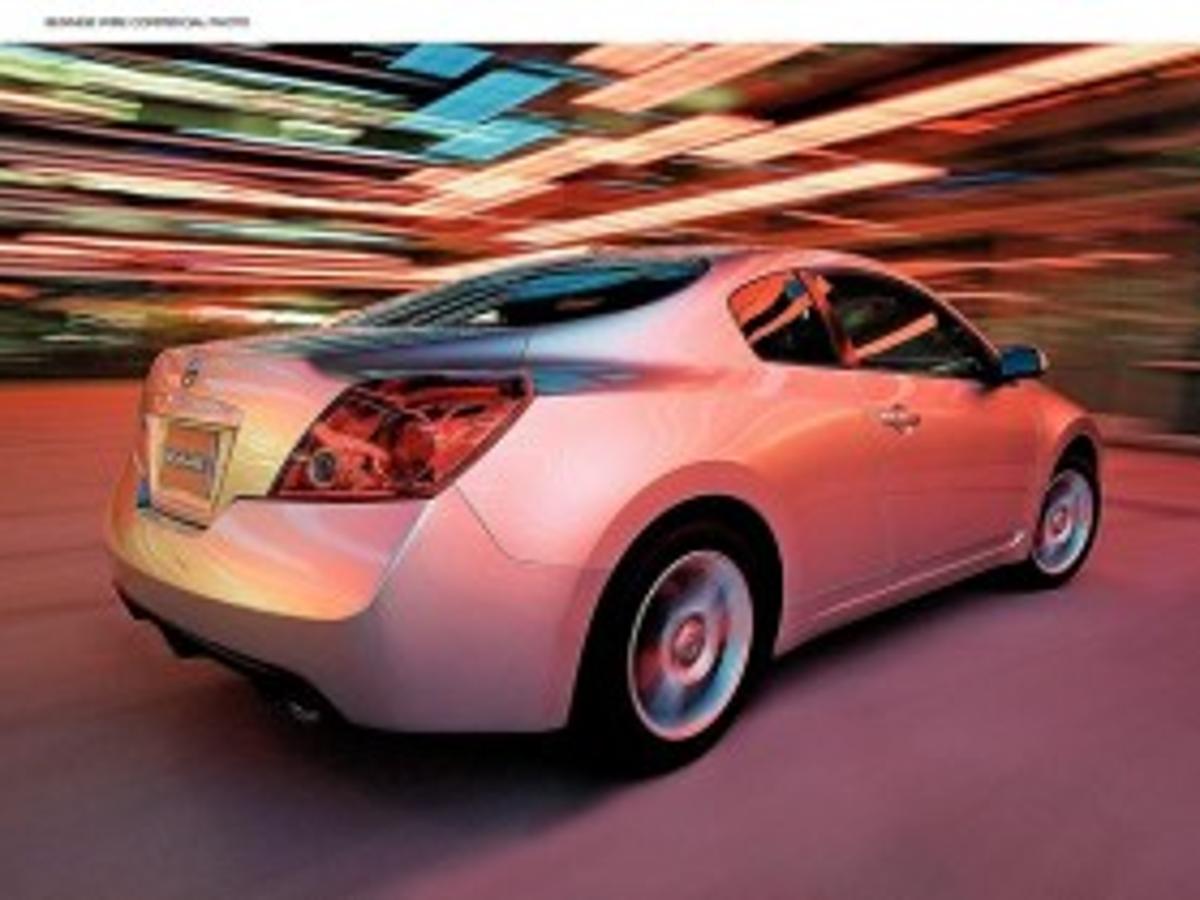 2020 Nissan Altima Coupe Rumors