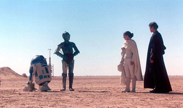 'Star Wars' Fest Saturday: 'May the Fourth Be With You'