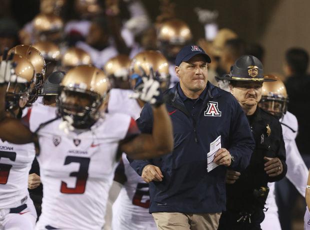 Arizona State vs. Arizona college football