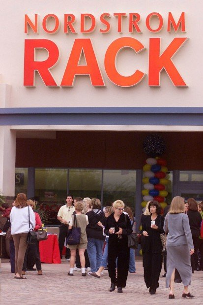 Tucson to get its own Nordstrom Rack at The Corner in 2011