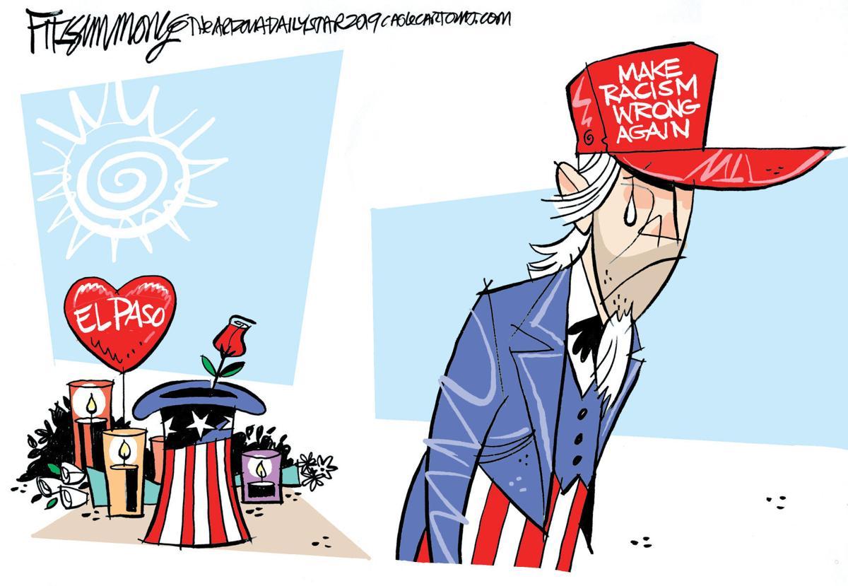 Daily Fitz Cartoon: El Paso (LE)