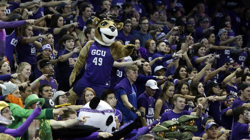 Grand Canyon S Focus Shifts To Wac Titles Ncaa Tournament