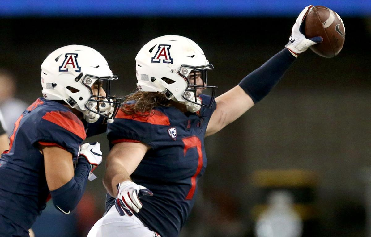 Notes Quotes And Stats From The Arizona Wildcats 24 20 Loss To Usc