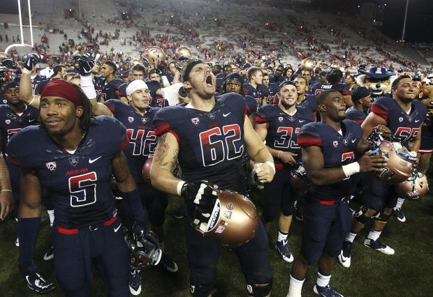 University of Arizona vs. Northern Arizona University football