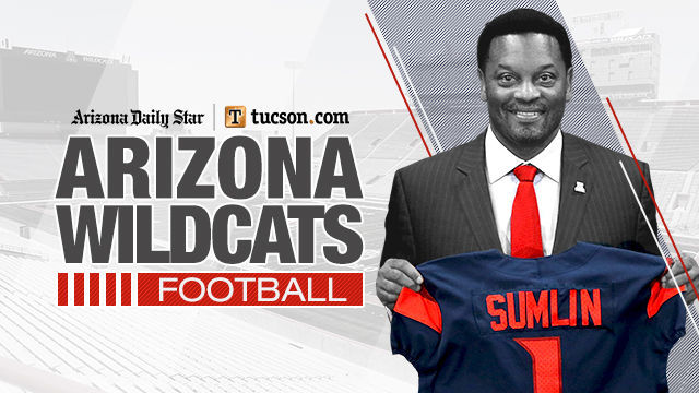 NEW Arizona Wildcats football logo UA