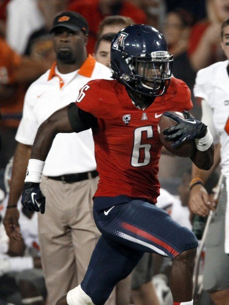 Arizona football: Secondary is Arizona's big strength so far in '12