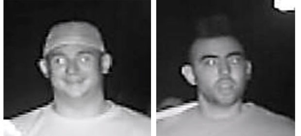 Two men facing charges in Saguaro Park vandalism case